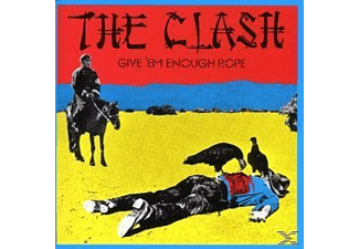 The Clash - Give 'em Enough Rope [CD]
