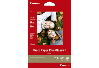 CANON Photo Paper Plus Glossy II 13x18 (PP-201)