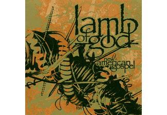 Lamb of God - New American Gospel - (CD)