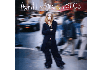 Avril Lavigne - LET GO - (CD)