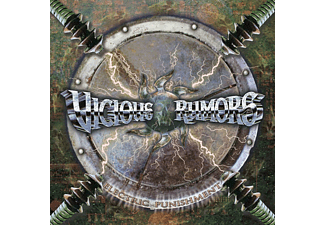 Vicious Rumors - Electric Punishment (CD)