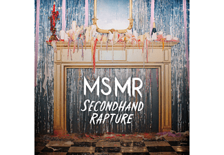 Ms Mr, Max Hershenow, Zach Nicita, Curtis Nystrom, - Secondhand Rapture [CD]