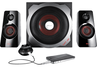 TRUST 19023 GXT 38 Ultimate Bass 2.1 Lautsprecherset PC-Lautsprecher