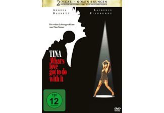 Tina - What's love got to do with it [DVD]