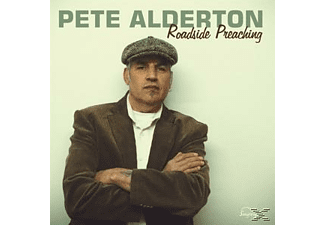 Pete Alderton - Roadside Preaching - (CD)