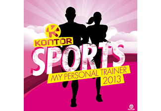 Various - Kontor Sports - My Personal Trainer 2013 [CD]