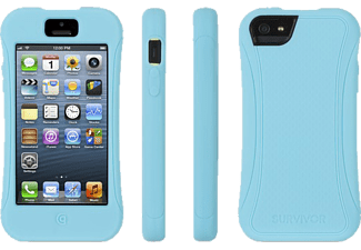 GRIFFIN GRS-GB37432 Backcover Apple iPhone 5 Polycarbonat/Silikon Türkis