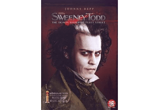 Sweeney Todd: The Demon Barber Of Fleet Street | DVD