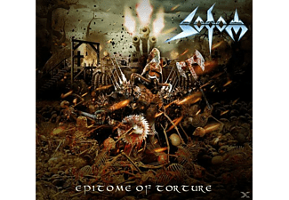 Sodom - Epitome Of Torture (Limited Edition) [CD]