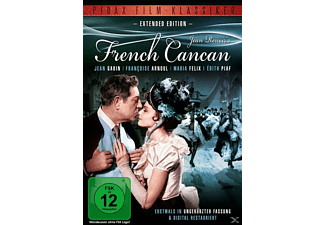 FRENCH CANCAN (EXTENDED EDITION) - (DVD)