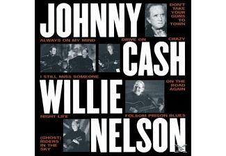 Johnny Cash, Willie Nelson - Vh-1 Storytellers [CD]