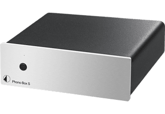 PRO-JECT Phono Box S, silber