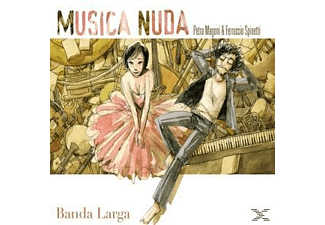 Musica Nuda - Banda Larga - (CD)