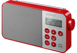 SONY XDR-S40DBP, Digitalradio