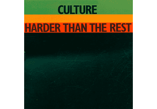 Culture - HARDER THAN THE REST - (CD)