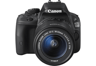 CANON EOS 100D + 18-55/3,5-5,6 IS STM