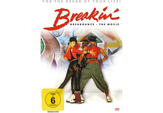 Breakin' Breakdance: The Movie [DVD]