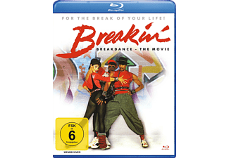 Breakin' Breakdance: The Movie [Blu-ray]