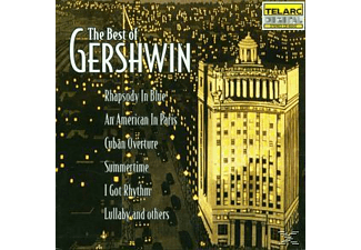 VARIOUS - The Best Of Gershwin [CD]