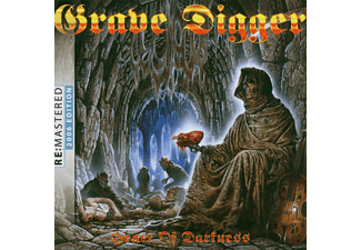 Grave Digger - Heart Of Darkness-Remastered [CD]