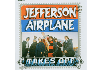 Jefferson Airplane - TAKES OFF [CD]