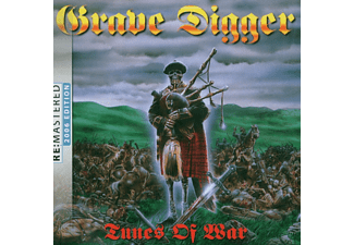 Grave Digger - Tunes Of War-Remastered 2006 [CD]