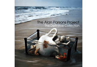 The Alan Parsons Project - The Definitive Collection/Intl [CD]