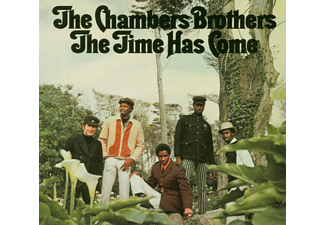 The Chambers Brothers - Time Has Come Today [CD]