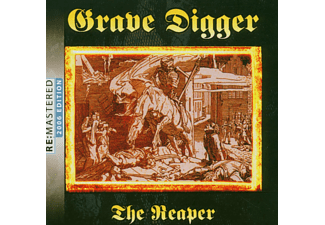 Grave Digger - The Reaper-Remastered 2006 [CD]
