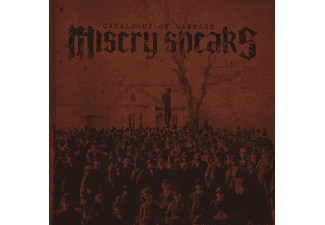 Misery Speaks - CATALOGUE OF CARNAGE [CD]