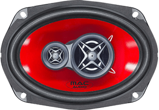 MAC-AUDIO APM Fire 69.3 Lautsprecher (3-Wege Triaxial-System, APM FIRE)
