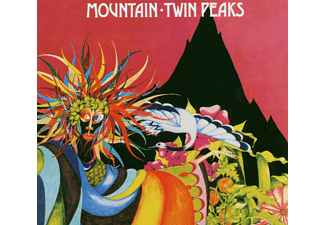 Mountain - TWIN PEAKS [CD]