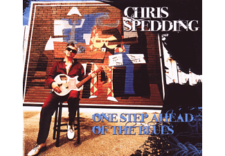 Spedding Chris - One Step Ahead Of The Blues [CD]