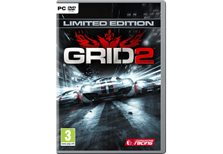 GRID 2 - Limited Edition PC