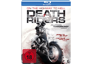 Death Riders - On The Highway To Hell [Blu-ray]