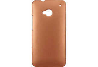 0166 Backcover HTC One Polycarbonat Bronze
