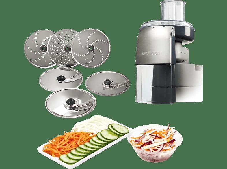 kenwood küchenmaschine mit schnitzelwerk