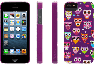 GRIFFIN GR-GB36115, Backcover, iPhone 5, Lila/Pink