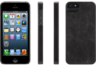 GRIFFIN GR-GB36376, Backcover, iPhone 5, Schwarz