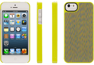 GRIFFIN GR-GB36515 Backcover Apple iPhone 5  Gelb