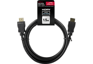 SPEEDLINK High-Speed-HDMI-Kabel, HDMI-Kabel, 1.5 m