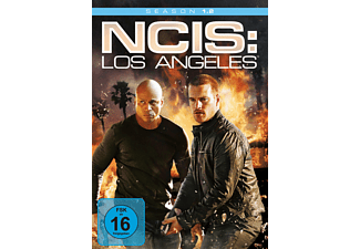 Navy CIS: L.A. - Staffel 1.2 [DVD]