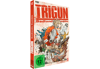 Trigun - The Movie: Badlands Rumble - (DVD)