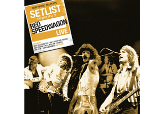 Reo Speedwagon - SETLIST - THE VERY BEST OF REO SPEEDWAGON LIVE [CD]
