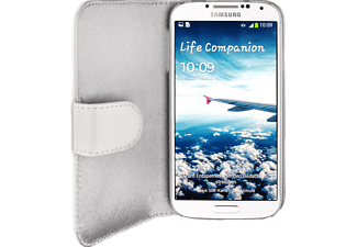 ARTWIZZ 0281-SJL-S4-WW SeeJacket® Bookcover Samsung Galaxy S4 Lammleder Weiß