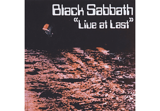 Black Sabbath - Live At Last [CD]