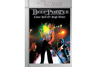 Deep Purple - Come Hell Or High Water (The Platinum Collection) (DVD)