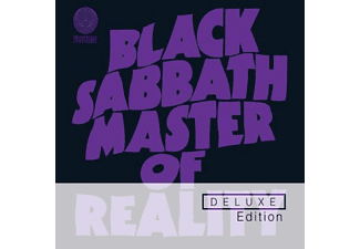Black Sabbath - Master Of Reality (Deluxe Edition) - (CD)
