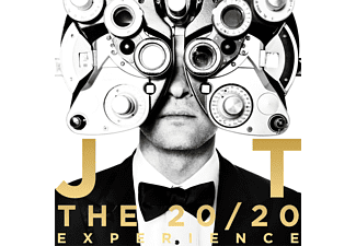 Justin Timberlake - The 20/20 Experience (Deluxe Edition) (CD)