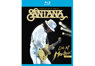 Santana - Live at Montreux 2011 (Blu-ray)